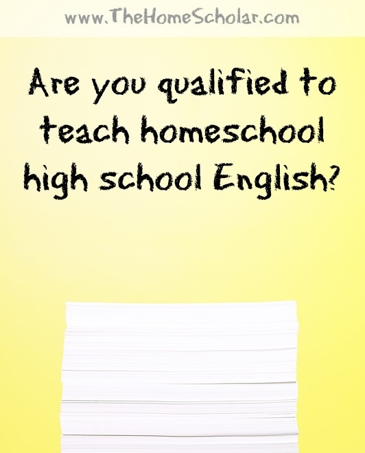 Are You Qualified to Teach High School English?