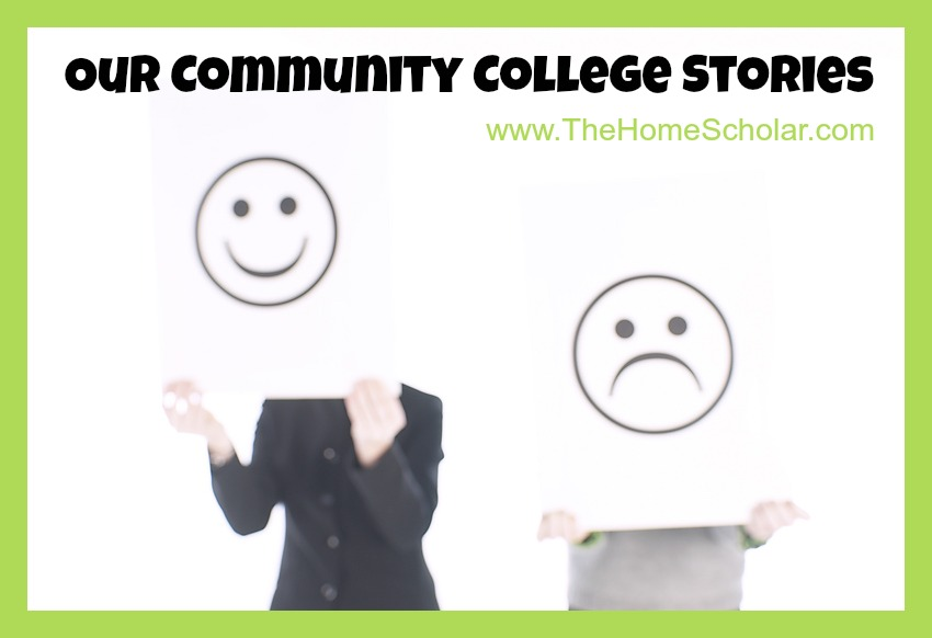 community college stories