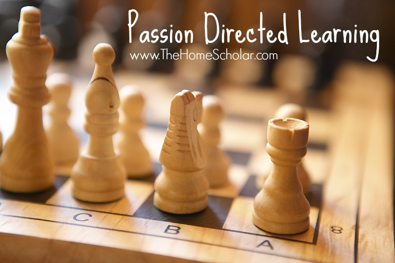 Passion Directed Learning