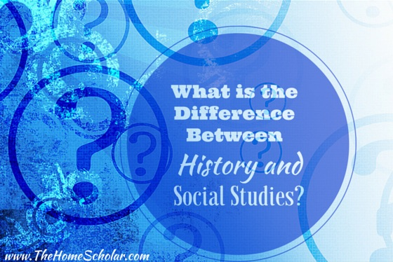 What is the Difference Between History and Social Studies?