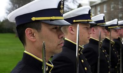 Homeschoolers and Military Academies