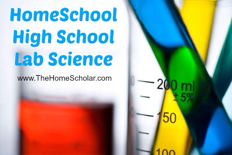 Homeschool High School Lab Science