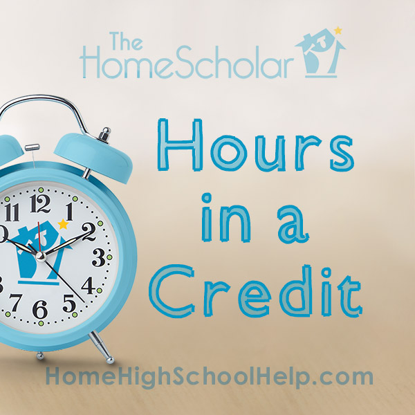 Hours in a Credit