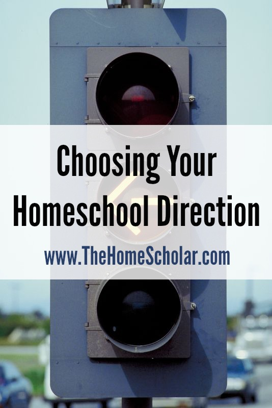 choosing your homeschool direction
