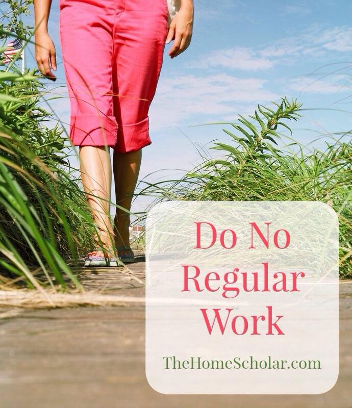 Do No Regular Work