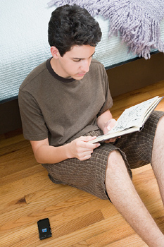 Homeschool High School - Reading Books or Reading Excerpts