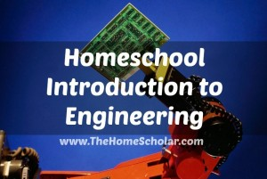 Homeschool Introduction to Engineering Class