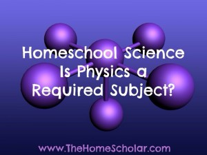 Is Physics a Required Subject?