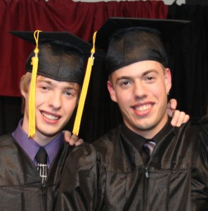 Homeschool High School Inspiration: A Graduation Story