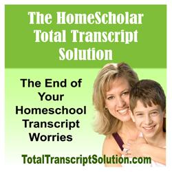 New Bonus Feature on the Total Transcript Solution