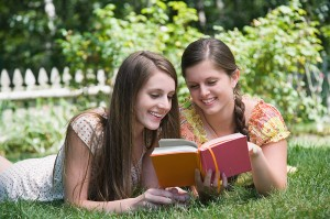 Summertime Reading, Planning, and More