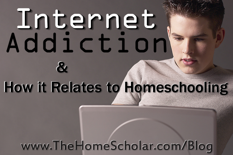 Internet Addiction and how it Relates to Homeschooling