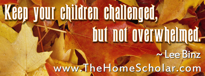 Keep Kids Challenged, Not Overwhelmed
