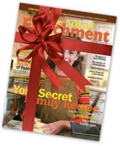 Home School Enrichment Magazine Gift Subscription!