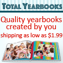 Total Yearbooks!