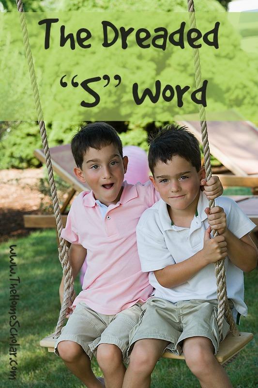 "The Dreaded ""S"" Word: Socialization"