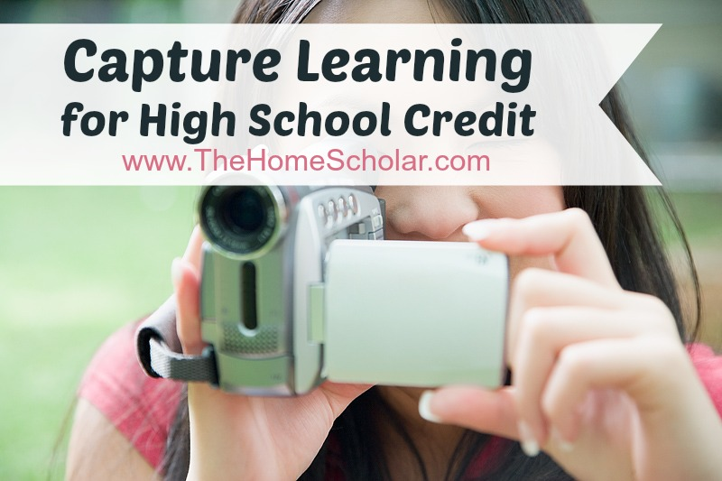 Capture Learning for High School Credit