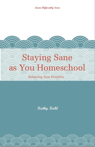 Staying Sane as You Homeschool