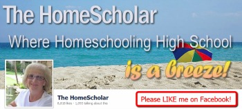 Would you please like me on facbeook? @TheHomeScholar