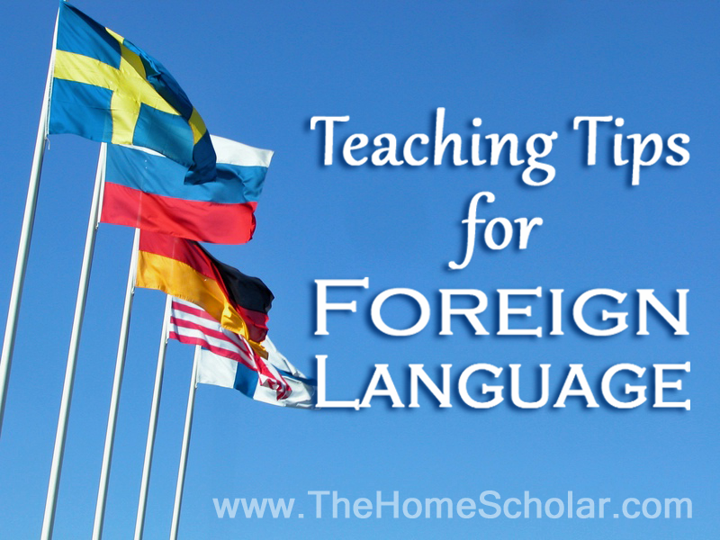 Homeschool Foreign Language Success