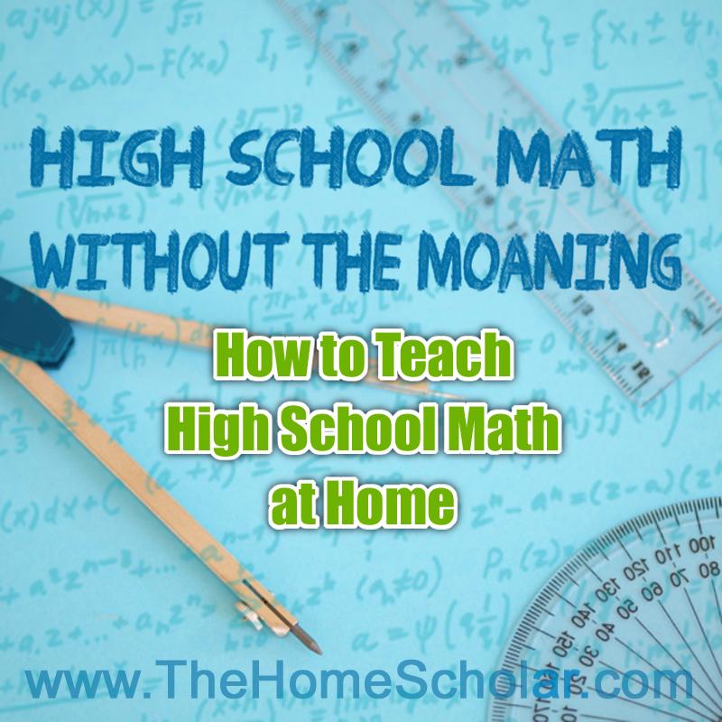 math without moaning
