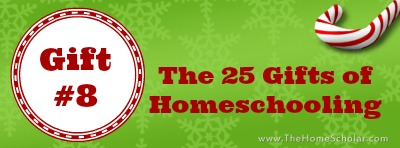 The 25 Gifts of Homeschooling: The Gift of Peace