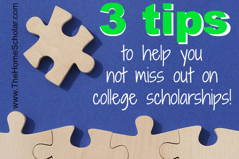 3 Most Important Scholarship Tips