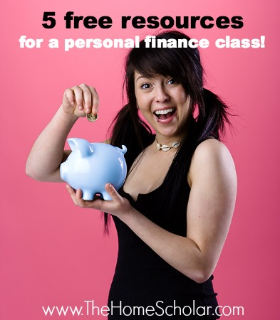 5 Free Resources for a Personal Finance Class