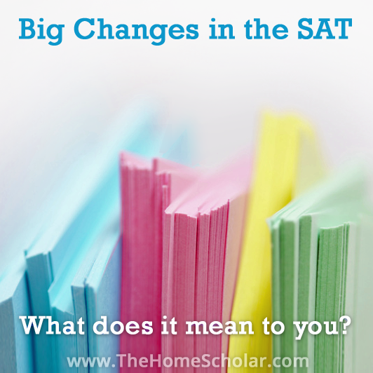 English and Math and the New SAT