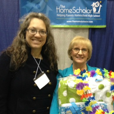 Fun at Homeschool Conventions!