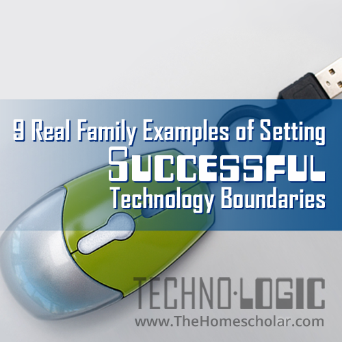 9 Real Family Examples of Setting Successful Technology Boundaries