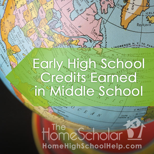 Early High School Credits Earned in Middle School