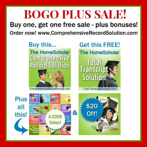 BOGO Plus Sale