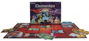 Elemento Chemistry Card Game