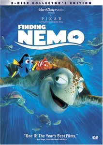 Finding Nemo DVD in French or Spanish