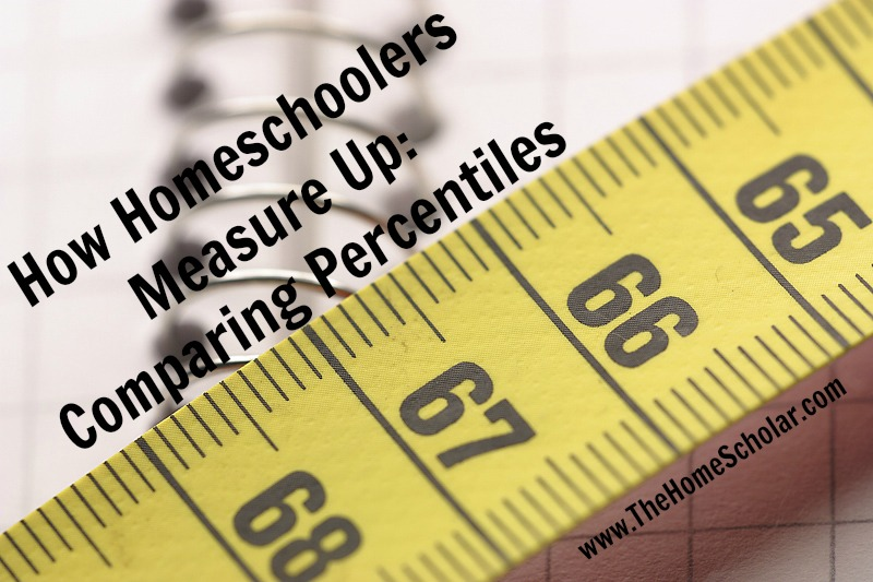 How Homeschoolers Measure Up: Comparing Percentiles