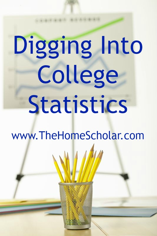 Digging Into College Statistics