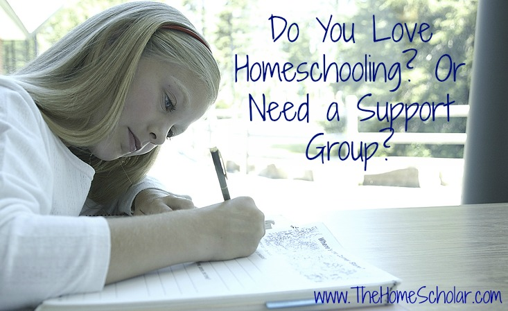 Do You Love Homeschooling? Or Need a Support Group?