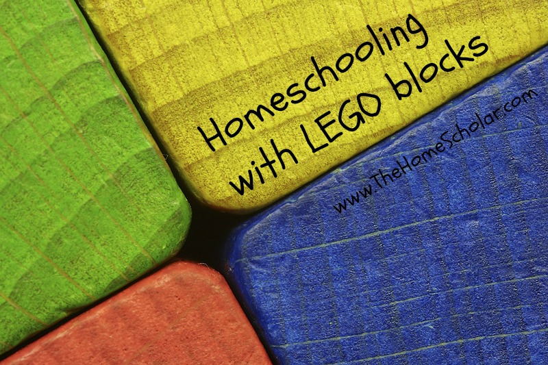 Homeschooling with LEGO blocks