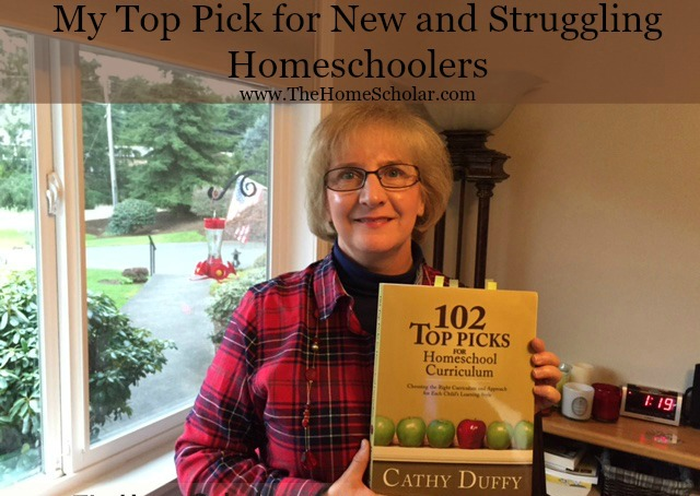 My Top Pick for New and Struggling Homeschoolers