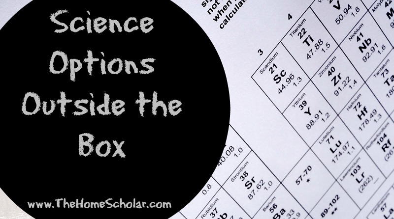 Science Options Outside the Box