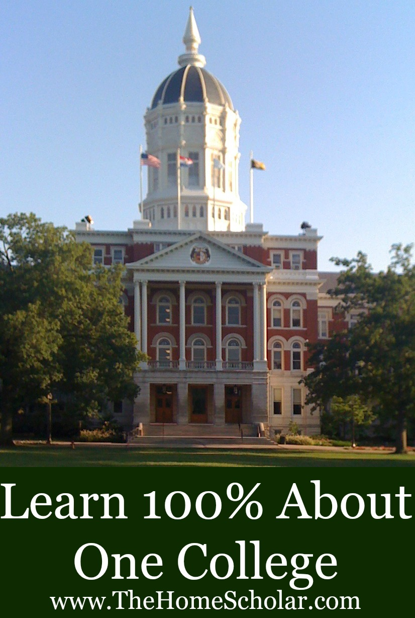 Learn 100% About One College