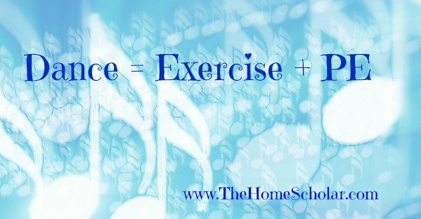 Dance = Exercise + PE