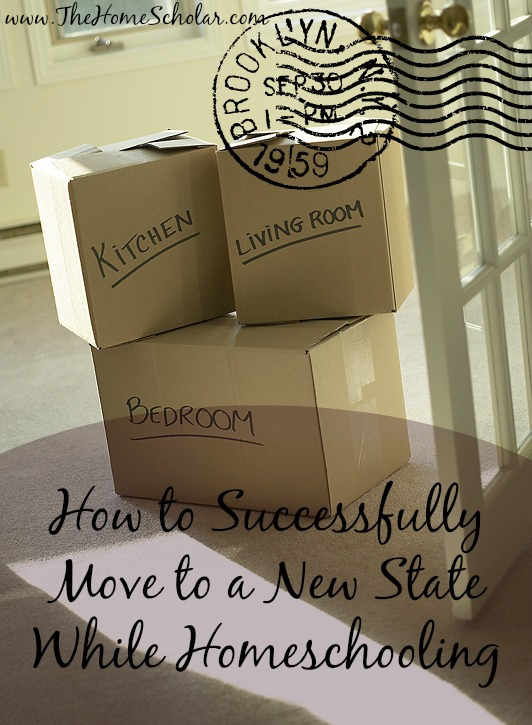 How to Successfully Move to a New State While Homeschooling