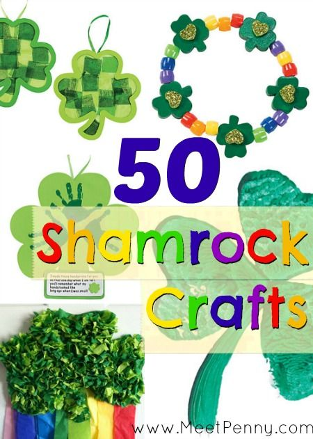 St Patricks Day Activities big and small