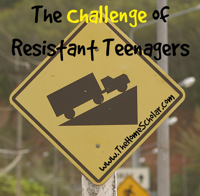 The Challenge of Resistant Teenagers