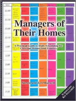 #Managers of their homes @The HomeScholar