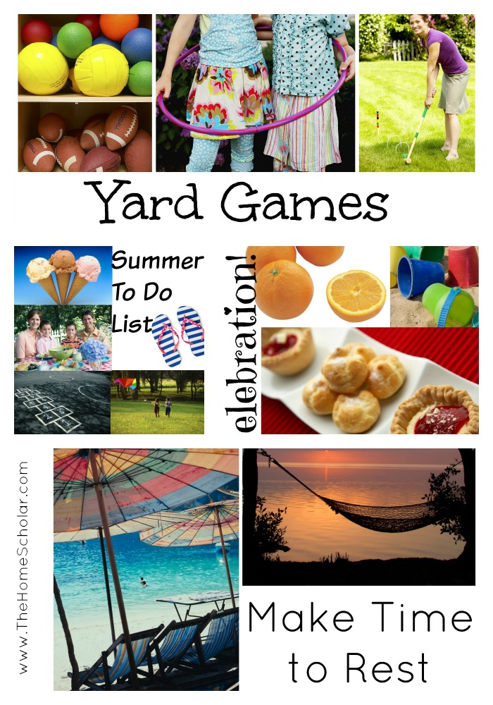 Great Ideas for Summer Fun