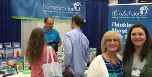 #OCEAN Homeschool Conference @TheHomeScholar