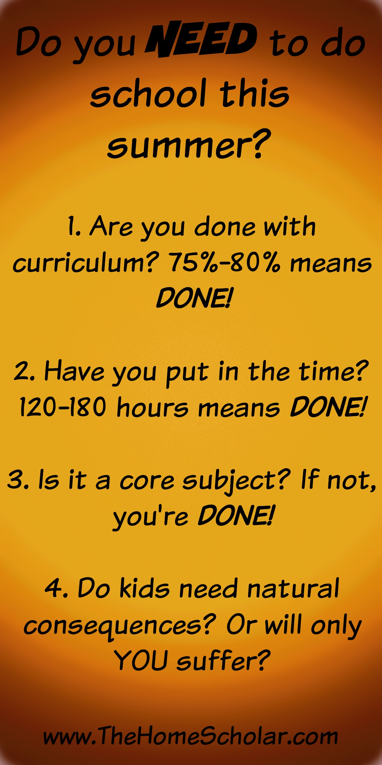 #Can you stop now? Take this quick quiz! @TheHomeScholar